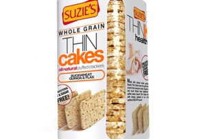 Suzie's Thin Rice Cakes