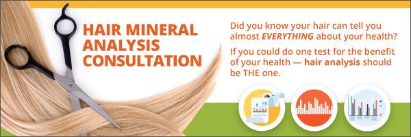Hair Mineral Analysis Test