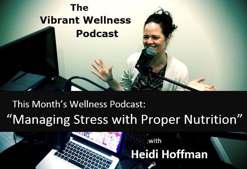 Managing Stress with Proper Nutrition