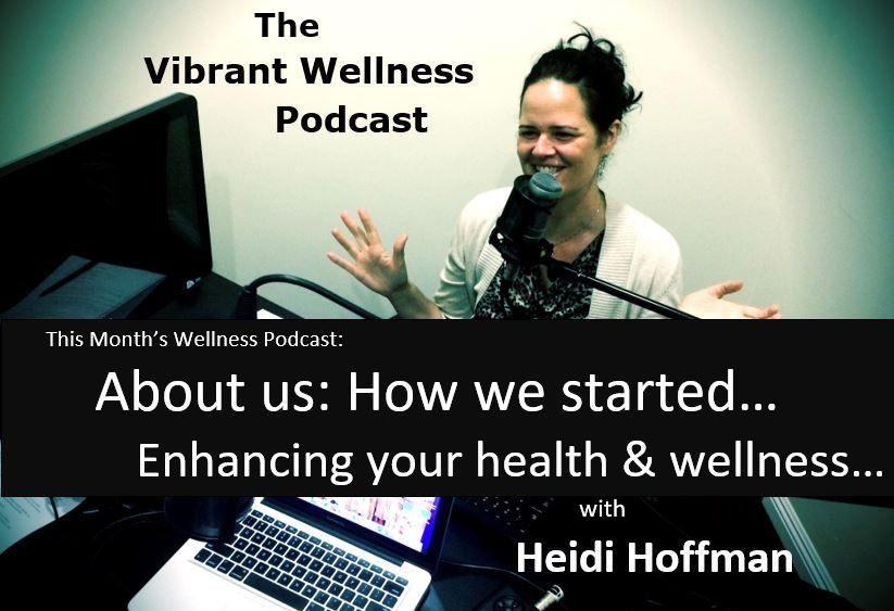 About Heidi Hoffman and Vibrant Living Wellness Center